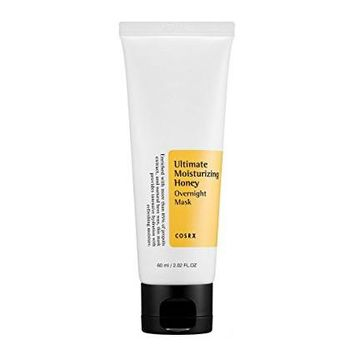 COSRX Ultimate Moisturizing Honey Overnight Mask, 60 ml / 2.02 fl oz