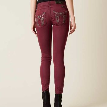 MISS ME SIGNAUTRE SKINNY STRETCH PANT