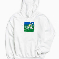 Sprite Embroidered Hoodie Sweatshirt | Urban Outfitters