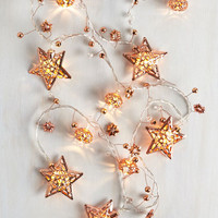 Interior De-Shine String Lights by ModCloth