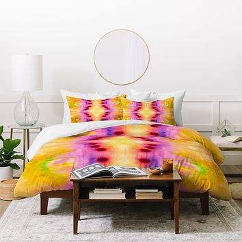 Ingrid Padilla Water Dot Duvet Cover