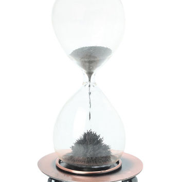 Reversible Magnetic Sand Timer