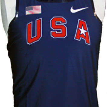 USATF - Online Store - Nike USATF Men's Official '08 Swift Singlet