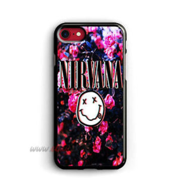 Nirvana Flower iPhone Cases Nirvana Samsung Galaxy Phone Cases Flower iPod cover