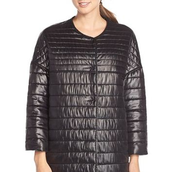Women's Rebecca Minkoff ' Crystal' Quilted Puffer Coat,