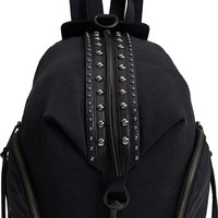 Rebecca Minkoff Julian Studded Nylon Backpack | Nordstrom