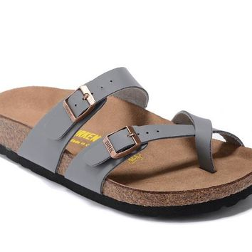 Men's and Women's BIRKENSTOCK sandals Mayari Birko-Flor 632632288-101