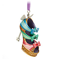 Good Fairies Shoe Ornament - Sleeping Beauty