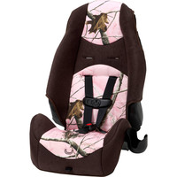 Cosco Highback 2 in 1 Booster Car Seat - Realtree Pink - BC112AYP