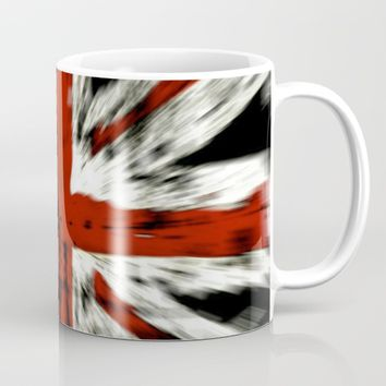 UK Flag Mug by WonderfulDreamPicture