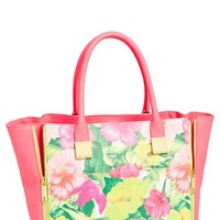 Ted Baker London 'Flowers at High Tea' Shopper