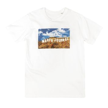 Marfa Journal Tour T-shirt #2