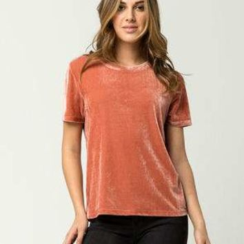 VOLCOM Velour You Womens Tee