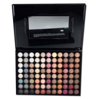 Pro 88 Warm Eye Shadow Palette and FREE Mirror