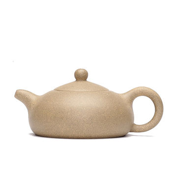 Free Shipping Hand made Yixing purple clay Yuru pot Green Mountain teapot Tea set teapots Author:zhou huaqiang Hi Quality