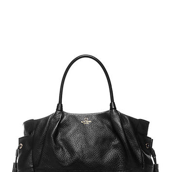 Kate Spade Southport Avenue Travel Stevie Black ONE