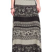Outflow Maxi Skirt