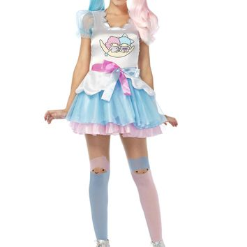 Little Twin Stars Dress Costume