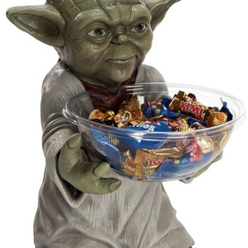 Star Wars Yoda Candy Bowl and Holder