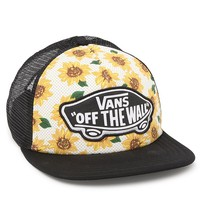 Vans Beach Girl Trucker Hat - Womens Hat - Black - One