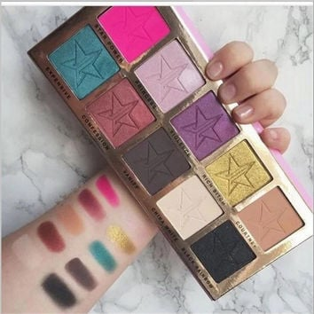 10-color Hot Sale Eye Shadow [11604462159]