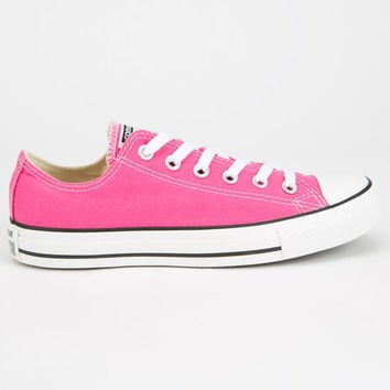Converse Chuck Taylor All Star Low Womens Shoes Pink  In Sizes