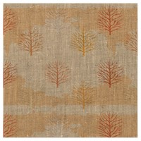 Autumn Patterns Fabric