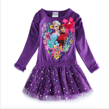 Trendy Kids Dress = 4457315652