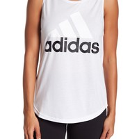 adidas | Essentials Linear Racerback Tank | Nordstrom Rack