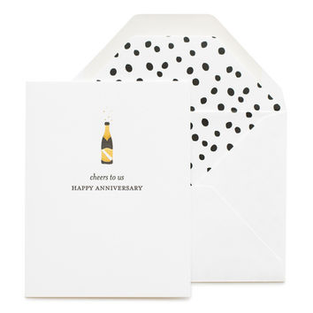 Anniversary Cheers Card