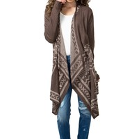 Desert Tribal Cardigan