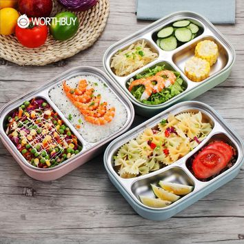Stainless Steel Japanese Lunch Box