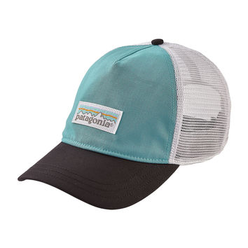 ac92a60fa52 Patagonia Women s Pastel P-6 Label Layback Trucker Hat