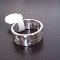 Dancingstars Kingdom Hearts Crown Ring Size 8