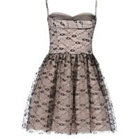 REDValentino - Embroidered dress Women - Dresses Women on Valentino Online Boutique