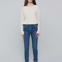 HIGH WAIST JEANS - NEW PRODUCTS - NEW PRODUCTS - PULL&BEAR Slovenia