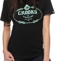 Crooks and Castles Wired T-Shirt