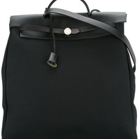 Hermès Vintage Her Bag MM Tote - Farfetch