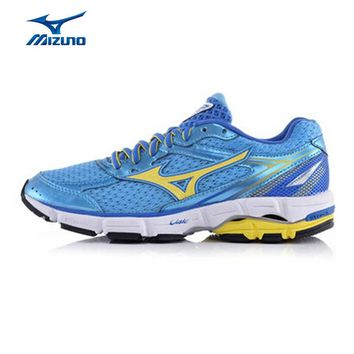 MIZUNO Women WAVE CONNECT 3 Breathable Support Cushioning Jogging Running Shoes