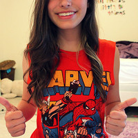 MARVEL Muscle Tee