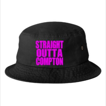 STRAIGHT OUTTA COMPTON  - Bucket Hat
