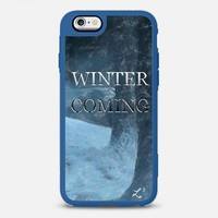 Holidays Winter Is Coming iPhone 6s case by Love Lunch Liftoff | Casetify