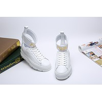 puma fenty rihanna high top sneaker color white