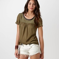 AE Military Tee | American Eagle Outfitters