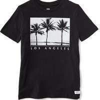 """Los Angeles"" Graphic Tee for Boys 