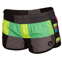 "SUPERSUEDE PRINTED 2.5"" BEACHRIDER WOMENS BOARDSHORTS CLOTHING"