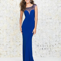 Madison James Prom 15-105 Madison James Lillian's Prom Boutique