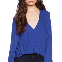 Blue Life Haley Top in Blue
