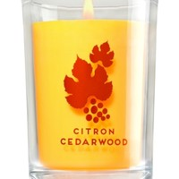 Medium Candle Citron Cedarwood