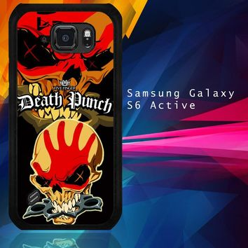 Five Finger Death Punch Z3324 Samsung Galaxy S6 Active  Case
